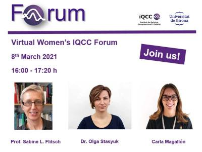Virtual Women's IQCC Forum 2021